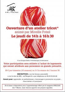 atelier tricot